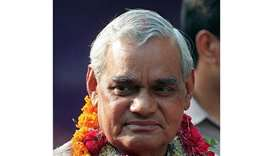 Former Indian prime minister Vajpayee dies at 93