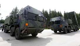 Germany moves closer to contract for new missile defence system