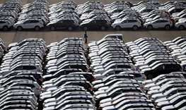Japan export growth slows as US-bound car shipments fall