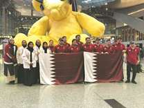 Qatar shooting team ends preparations for Asian Games