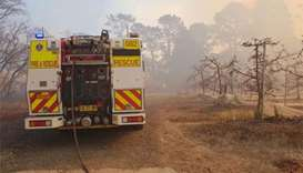 Helicopter pilot killed fighting Australian bushfire