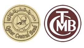 Qatar Central Bank (QCB), and the Central Bank of Turkey