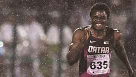Tosin carries medal hopes in brother Femi's absence