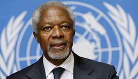 Kofi Annan to be buried in Ghana on September 13