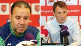 #Duhail, #Rayyan set for thrilling tie; Sadd host #Gharafa