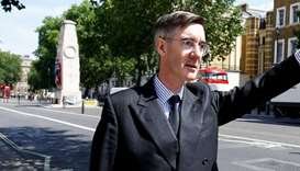 Member of Parliament, Jacob Rees-Mogg