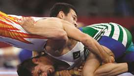 pakistan wrestling