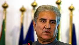 Talks with India the way forward: Pakistan's new FM