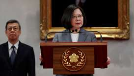 "Taiwan says China ""out of control"" as it loses El Salvador to Beijing"