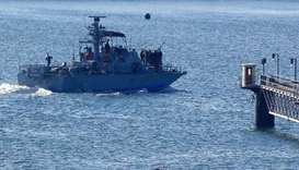 Seized Gaza ship captain accuses Israel of breaking international law