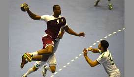 Qatar see off Saudi in handball, India in volleyball