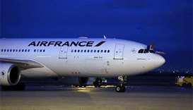 Air France, British Airways to stop flights to Tehran
