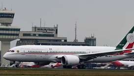 Mexican presidential aircraft