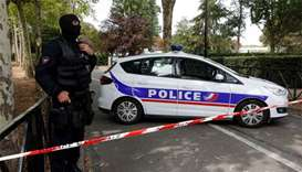 Man who stabbed family in France had inheritance row