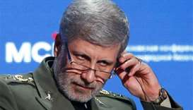 Iranian defence minister arrives in Syria for talks