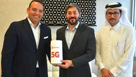 Vodafone connects first customer in Qatar to its 5G network