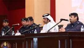 MoI seminar discusses risks of careless driving
