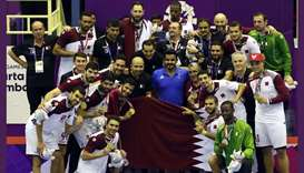 Handball gold medal dedicated to the Amir