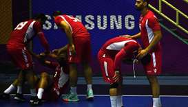 Bahrain handball team