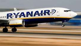 Ryanair says not seeing any Brexit impact
