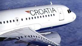 Croatia Airlines' union plans for strike from August 8