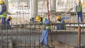 Doha, suburbs witnessing hectic construction activity