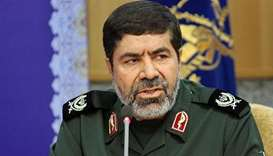 Iran's Revolutionary Guards says it held war games in Gulf