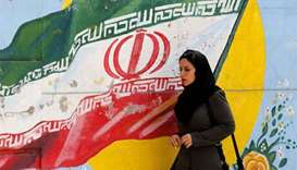 Iran says US 'isolated' as it braces for return of sanctions