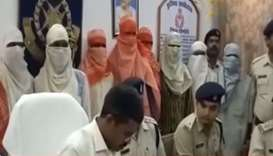 Madhya Pradesh lynching accused
