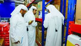 MEC inspections at Souq Al Watan uncover violations