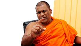Buddhist monk in Sri Lanka gets six years' jail in contempt case