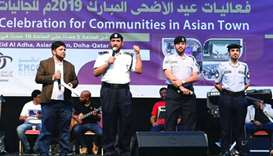 MoI reaches out to expat community through Eid celebrations