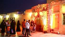 Eid holiday activities at Souq Al Wakrah