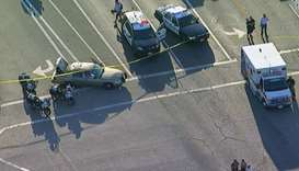 California Highway Patrol officer, suspect killed in shootout
