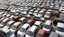 India's passenger vehicle sales drop at steepest pace in nearly two decades