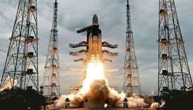 Indian probe leaves Earth's orbit on mission to Moon's south pole