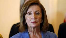 Pelosi opposes US-Britain trade deal if it harms peace in Ireland