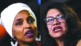 Israel bars visit by two US congresswomen