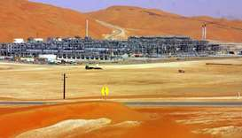 Shaybah oil field
