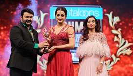 Malayalam and Tamil winners of SIIMA