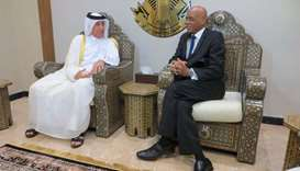 Qatar attends signing ceremony; congratulates Sudan for accord
