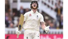 Stokes century, sub Labuschagne's fifty on absorbing final day