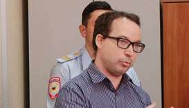Frenchman gets 10 months for 'bribing' Russian police