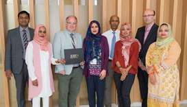 HMC anaesthesiologists win top US research award