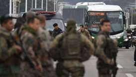 Brazil bus hijacker, armed with toy gun, shot dead by police