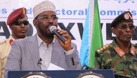 Somalia's Jubbaland president wins new term amid rift with central government