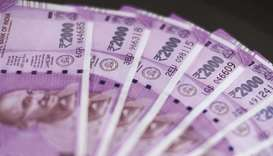 Sensex pares losses; rupee stages sharp recovery