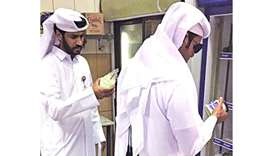 Inspection in Al Sheehaniya Municipality