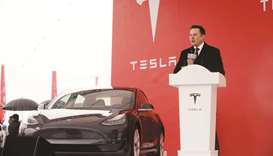 Tesla in talks with LG Chem on battery supply in China