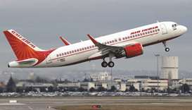 Air India called yesterday for government help after oil companies stopped supplying the debt-ridden